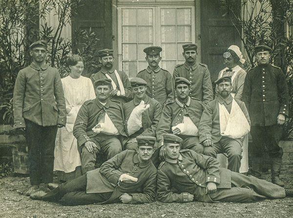 Der Erste Weltkrieg in Rohrbach - Stadtteilverein Rohrbach