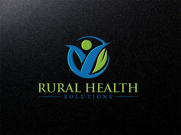 Rural Health Solutions - a new way to deliver h... Colorful, Elegant Logo Design by Shishir Design
