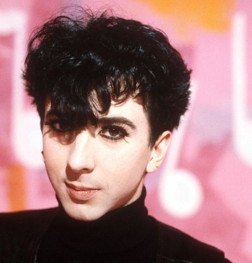 Marc Almond (July 9, 1956) British singer and songwriter, o.a. known from the band Soft Cell.
