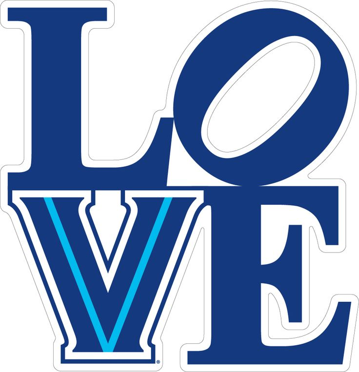 best villanova images villanova wildcats  villanova logo google search