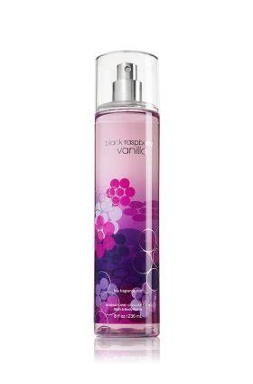 Black Raspberry Vanilla Fine Fragrance Mist - Signature Collection - Bath & Body Works