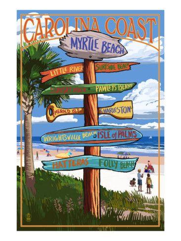 Carolina Coast ~ come enjoy our beaches!