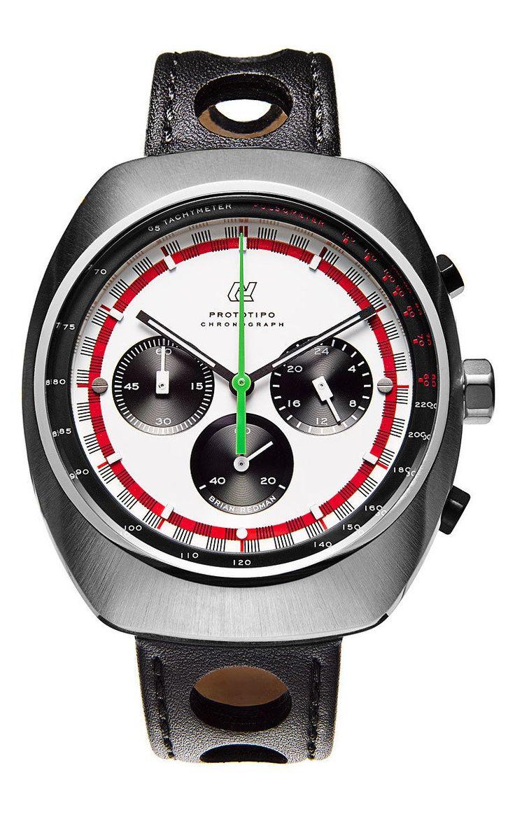 Prototipo Chronograph - Brian Redman Edition
