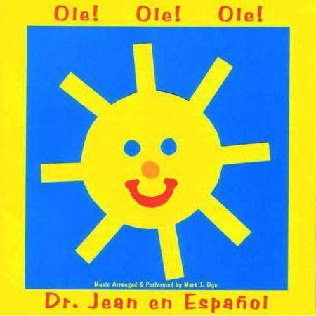 Melody House Ole! Ole! Ole!, 17 Songs CD with Lyrics, English/Spanish