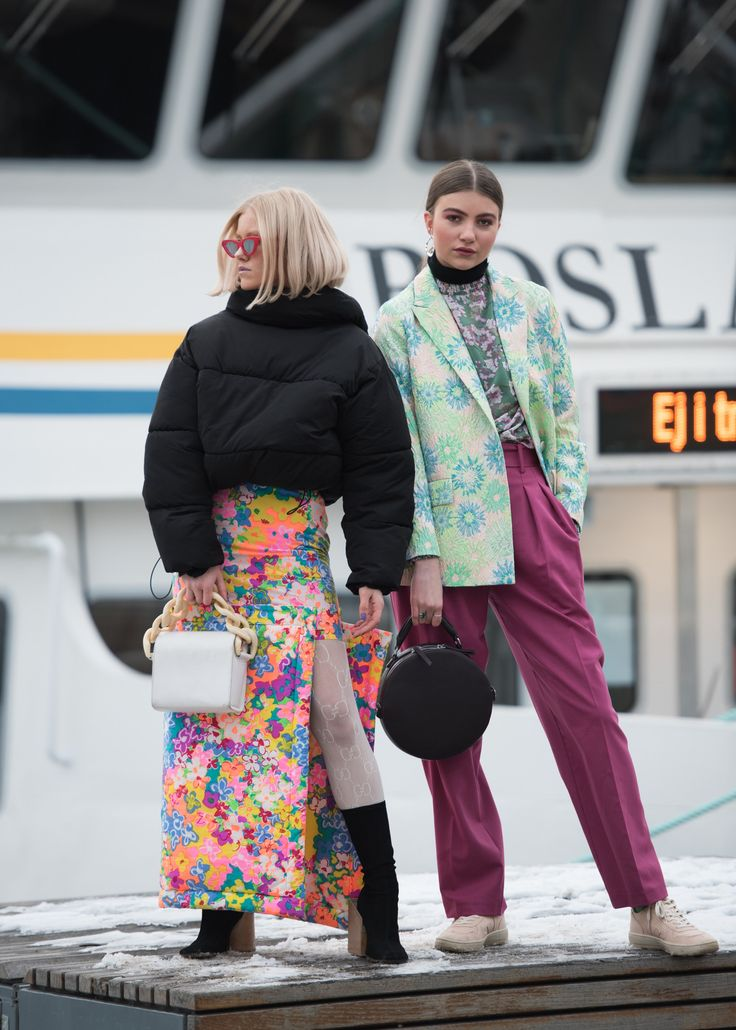 The Best Stockholm Street Style Photos of Fall 2018