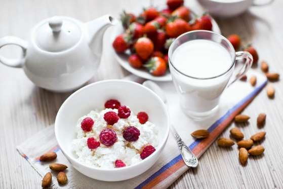 Skip the casein protein powder and opt for cottage cheese, which is rich in the dairy derivative. It... - Provided by Eat This, Not That!