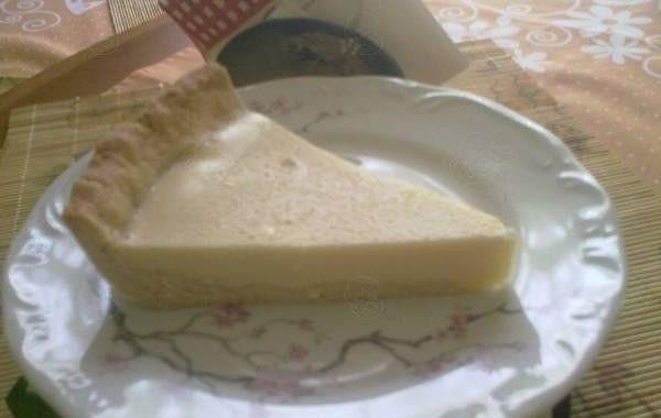Torta falsa de Requeijão
