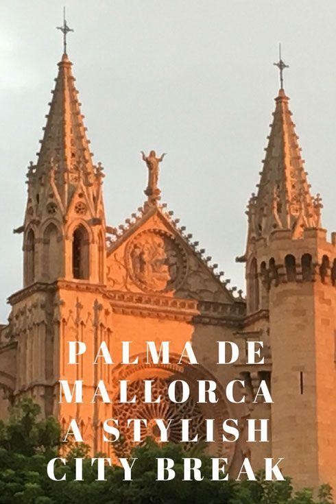 Palma De Mallorca, Spain – A stylish city break on Spain's Balearic Islands in the Mediterranean.