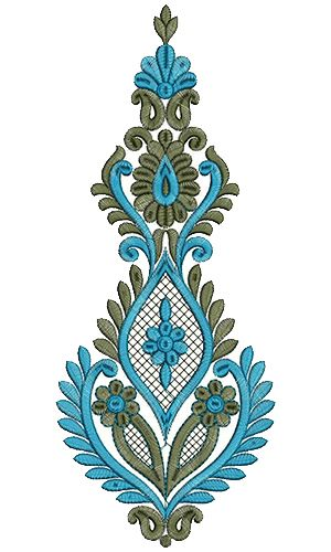 9068 Kali Embroidery Design
