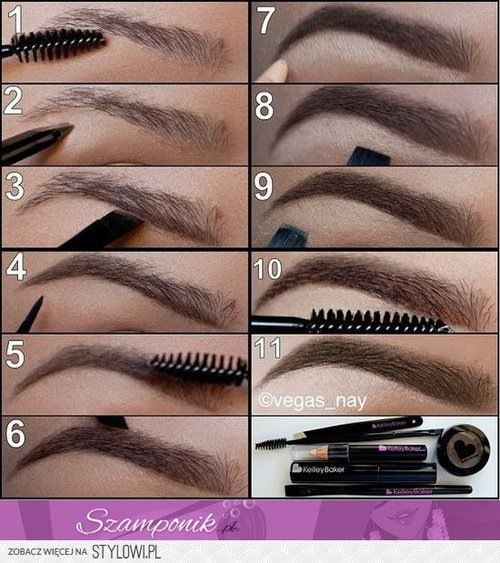 Eyebrow Makeup Tutorial