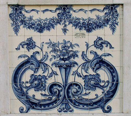 #Lisboa - Azulejos - Portuguese #Tiles