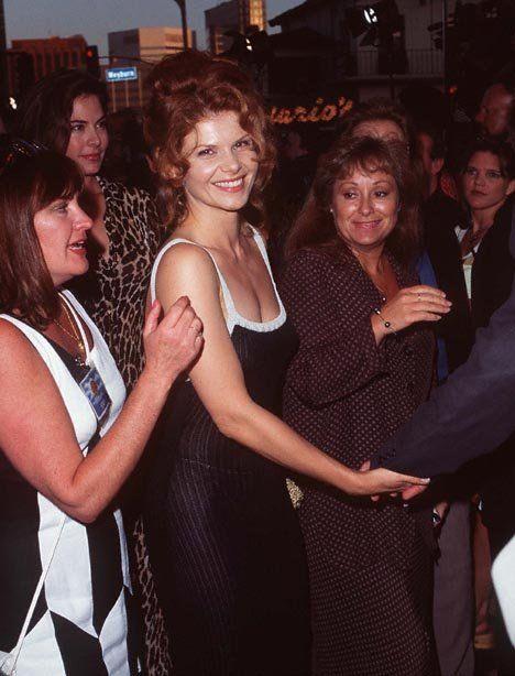Lolita Davidovich at event of Tin Cup (1996)