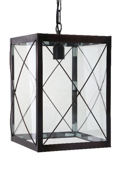 Lampa czarna metalowa   223037318