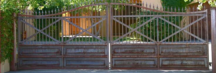 Rustic Driveway Gate Gate Builder Gallery