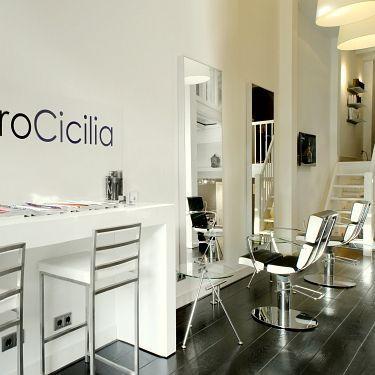 Lysandrocicilia hairstyles arguably the best hair stylists for D design kapsalon interieur
