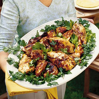 Lexington-Style Grilled Chicken - Classic Main Dishes for Your Easter Dinner | Southern Living
