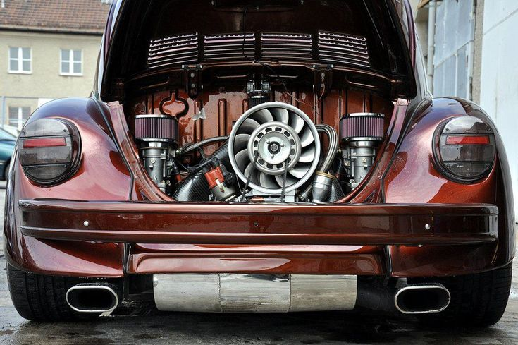 VW BUG on Steroids                                                                                                                                                                                 Mais