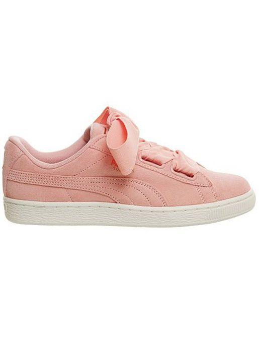 baskets puma femme rose