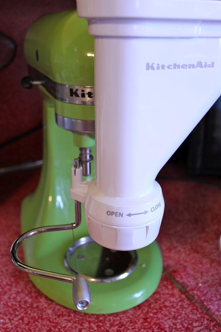 Best 25+ Kitchenaid pasta press ideas on Pinterest   Kitchenaid ...