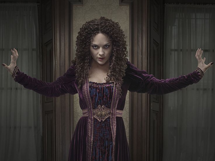 Sarah Greene as Hecate Poole in 'Penny Dreadful' (2015).