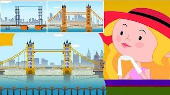 Лондонский мост   детские стишки сборник   Лучшие детские песни - YouTube
