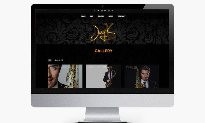 http://www.basicum.es/portfolio-item/diseno-web-musico-jay-k-saxofonista/ Creación de Web musicos por Basicum.es