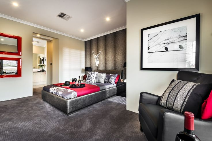 Homebuyers Centre - Essence Display Home Bedroom