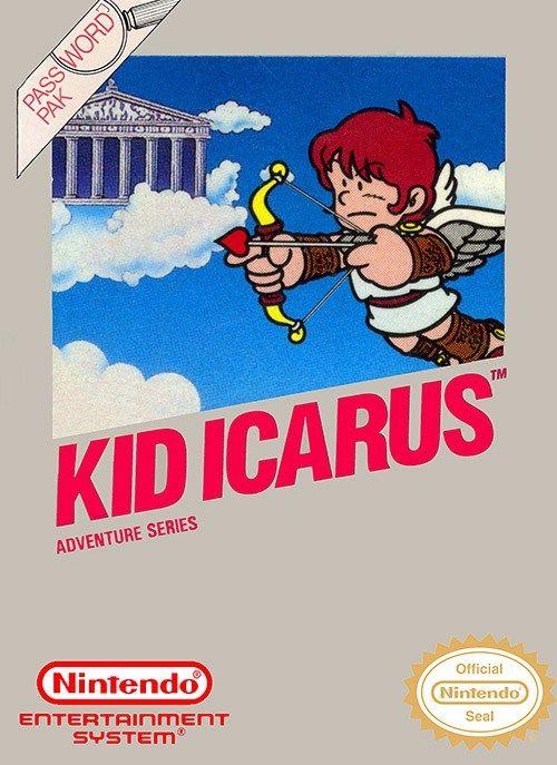 ▷ Play Kid Icarus on Nintendo NES | Nintendo | Kid icarus, Vintage