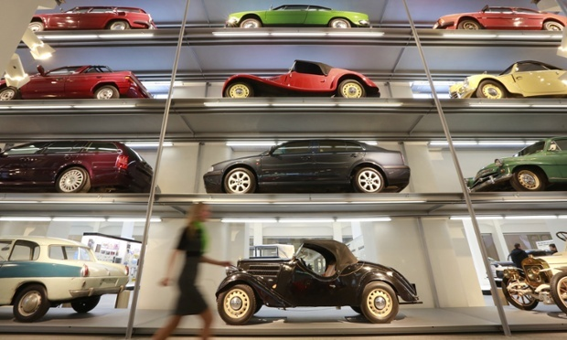 Skoda Museum, Czech Republic
