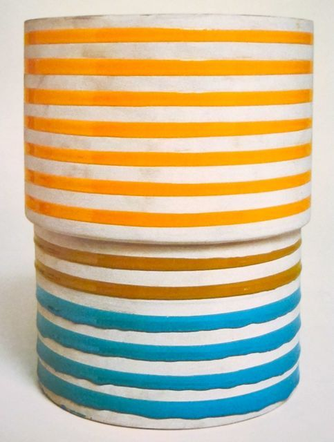 MONDOBLOGO: early ettore sottsass ceramics 1959 #ceramics #ettoresottass #memphis