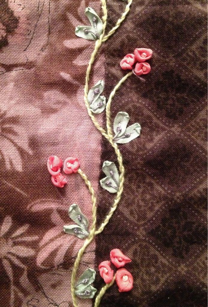 Another seam embellishment