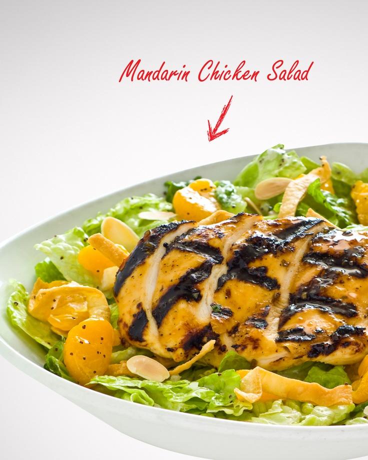 Mandarin Chicken Salad @ St.Louis Bar & Grill! It's So