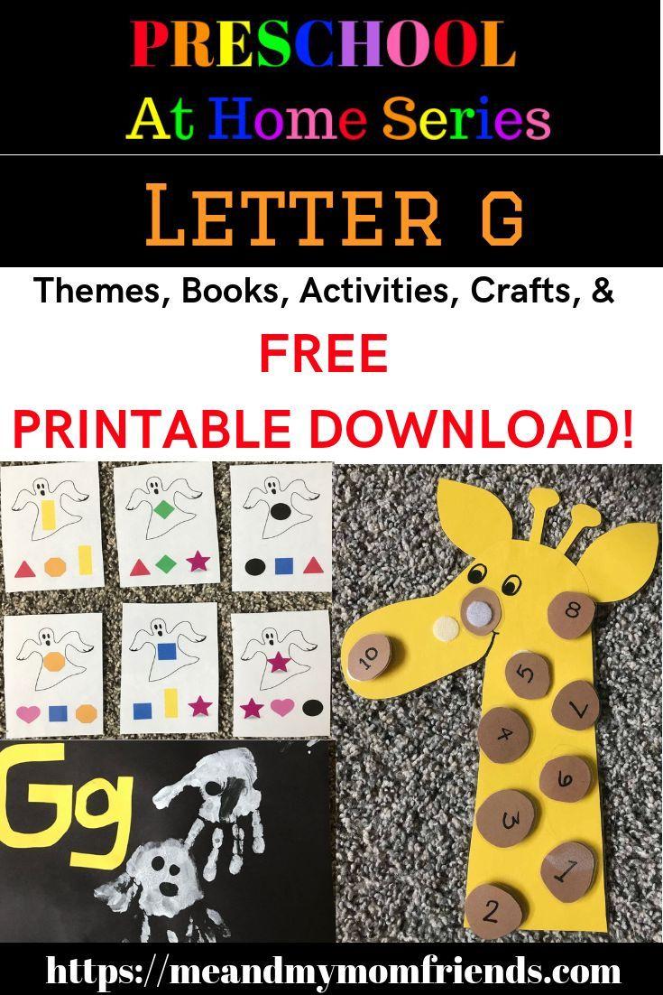 Learning The Letter G Free Printable Letter G Letter Learning Games Learning Letters [ 1102 x 735 Pixel ]
