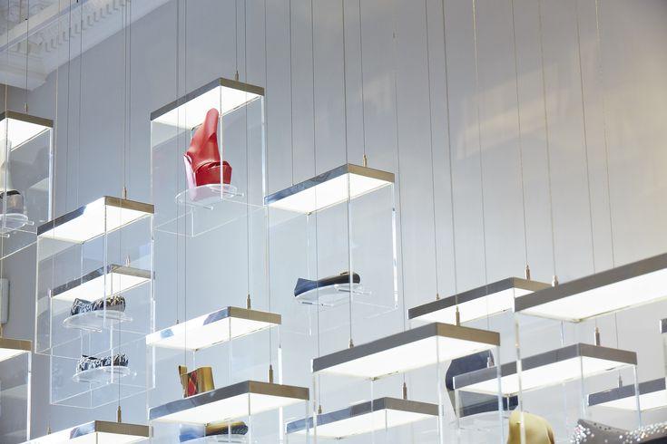 outstanding led light panel suspended ceiling design idea more design ceiling pinterest