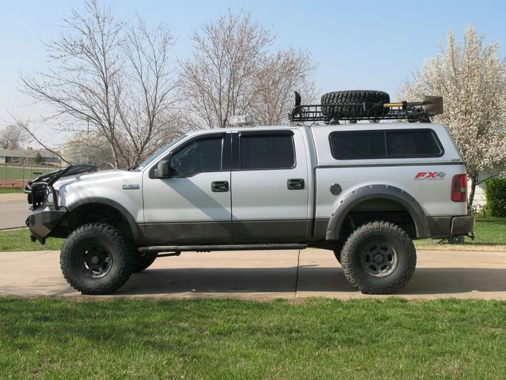 2006 ford f150 roof racks - Google Search