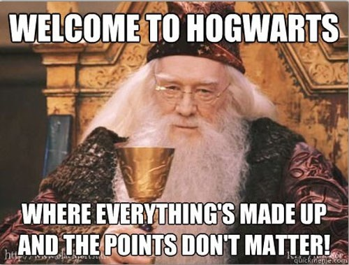 """Harry Potter...""""Whose Line Is it Anyway?"""" Style"""