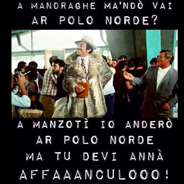 Di Gigione nazionale ce n'è uno... Proietti  @catetiezzi #mandrake #manzotin #febbredacavallo #topfilm #gigiproietti