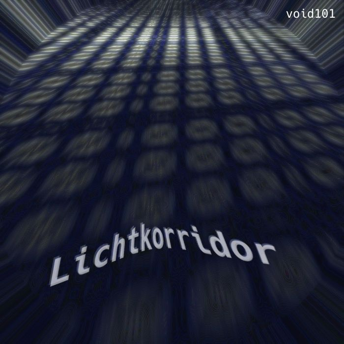 Lichtkorridor – a clipping ambient drone Track.
