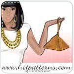 Cleo Pyramid Wristlett Bag Download