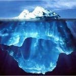 Görünmeyen iceberg