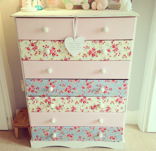 I get a lot of love for this chest of drawers over on Instagram so thought you'd like to see how I changed them from ugly orange pine to any...