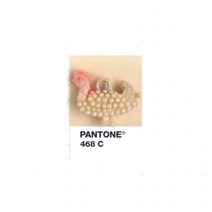 pantone 468 color match a vintage rooster crackerjack toy prize one of the images