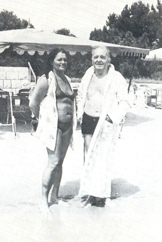 Na Bulgáia.  1973