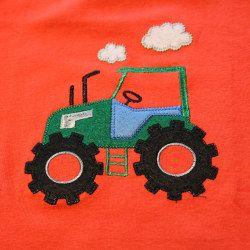 tractor pyjamas