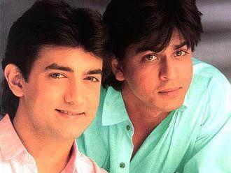 With Aamir Khan