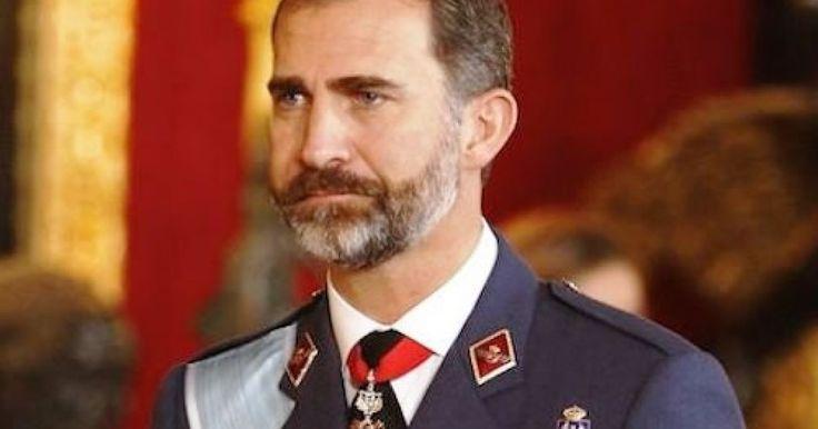 Rei da Espanha da pêsames a Colômbia e Brasil pelo acidente aéreo