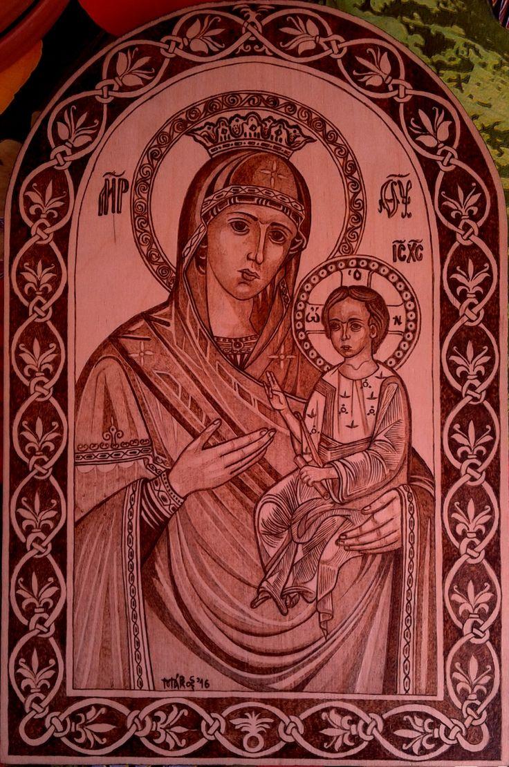 mother of god Hodegitria 2016