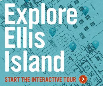Explore Ellis Island