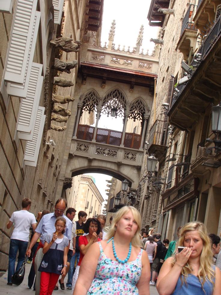 Barcelona!!! The city I love!!! ;))