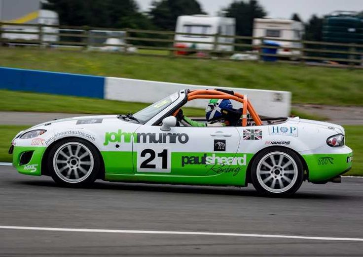 Mazda MX5 Mk3 Max5 2016 Championship winning car    Suitable for use in the well known Max5 or Supercup single make series or several other mixed championships.   The car was built from a straight shell by Mike Gorton's MGA Motorsport outfit.    We acquired the car in 2015 running in Supercup with full BLiNK Motorsport support. We switched to Max5 for the 2016 season under Paul Sheard Racing.     Proven pace with numerous wins, fastest laps and podiums through the season culminating in ...